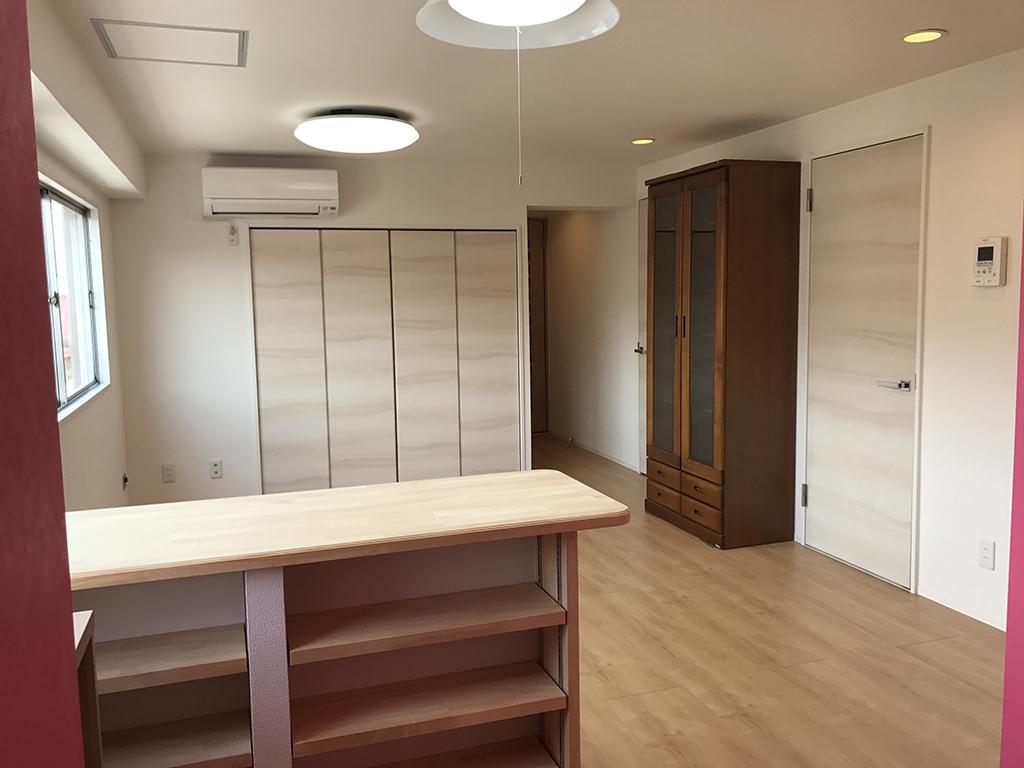 築24年のマンションをフルリフォーム|東京都品川区のB様邸