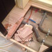 床の張り替え工法