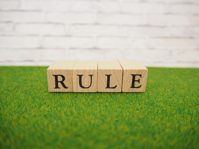 独自の管理規約