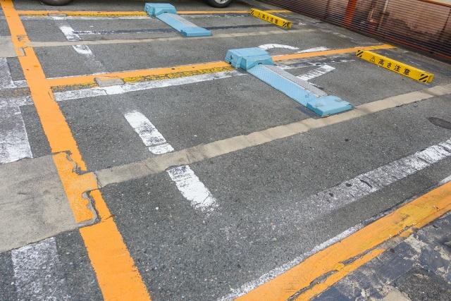 近隣の駐車場